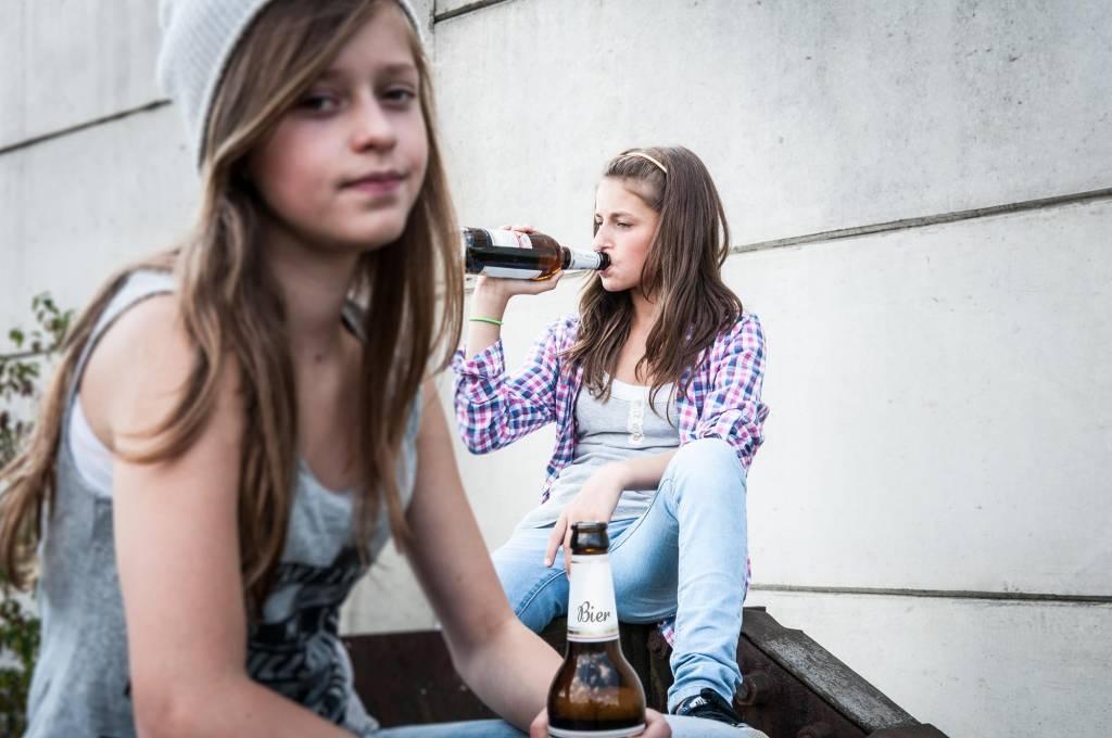 Problemy alkoholowe młodzieży