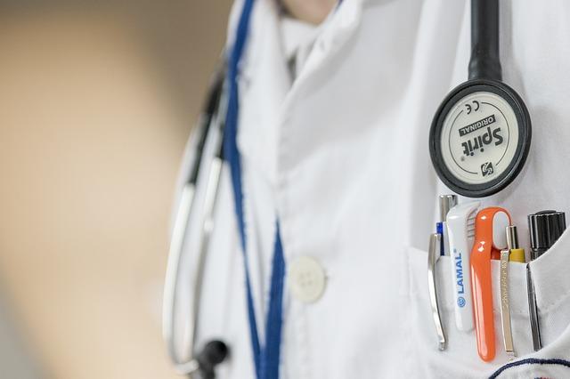 Doktor z kliniki odwykowej
